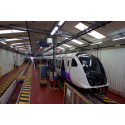 Video: Crossrail Minister tests Elizabeth line train ready for London