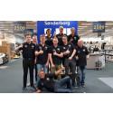 Medarbejderne i JYSK-butikken Sønderborg har vundet to fridage