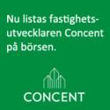 Concent godkänns för handel på NGM Nordic MTF