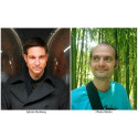 Två franska serieskapare besöker Stockholms seriefestival - Sylvain Runberg & Olivier Martin