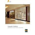 Rullgaller RollMatic - Kompakt konstruktion optimal för affärsportar i trånga utrymmen