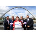 Free outdoor WiFi launched in Newcastle and Gateshead