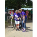 Survivors Step Out for Stroke in Swindon