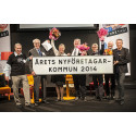 Simrishamn Årets nyföretagarkommun 2014