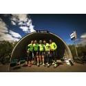 Glatt och mätt cykelgäng FastestXEurope