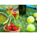 Wimbledon ready... get set, go