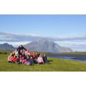Gruppresa på Island