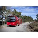 Biblioteksbuss ersätter delvis biblioteksservicen i Smedby under sommaren