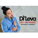 """SINGELRELEASE: Di Leva """"Life on Mars?"""""""