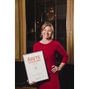 Saab utser Karin Nilsdotter till Årets Teknikkvinna 2014