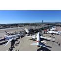 Frakt og charter ved Oslo lufthavn