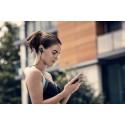 Gör löprundan ännu snabbare med Sony EXTRA BASS™ Sports Bluetooth® In-ear-hörlurar
