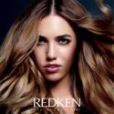 Amber Le Bon Redken Volume Beach Envy