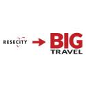 Resecity byter namn till BIG Travel