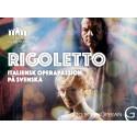 Nu tar GöteborgsOperan Rigoletto på tältturné