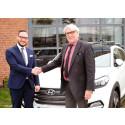 Hyundai och Mobiltiy Group öppnar Hyundai Center i  Stockholm