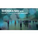 Svenska nav rankar Sveriges arbetsmarknader