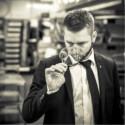 Carl Frosterud utsedd till årets sommelier av vinmagasinet Livets Goda