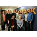 Drivna entreprenörer i Science Park Accelerator omgång 4