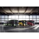 Scania præsenterer hybridudgave af Interlink LD på Busworld