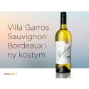 Villa Garros Sauvignon Bordeaux i ny stil!