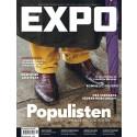 Nytt nummer av Expo granskar det brittiska partiet Ukip