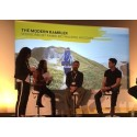 Head of Marketing, Lynn Scrivener, enjoyed the National Geographic Traveller Festival 2017 in London this month.
