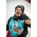 Kjørte skadet – tok sin første X Games-medalje