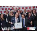 Webstep rankad som en av Sveriges Bästa Arbetsplatser 2017