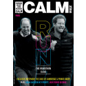 EMBARGO 00:01 Tuesday 18th April 2017 - The Duke of Cambridge and Prince Harry give exclusive interview to CALMzine