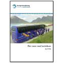 Svenskarnas resande med turistbuss ökar till 7,8 miljoner resor per år