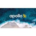 Apollo päivittää visuaalisen ilmeensä