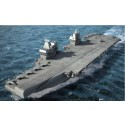 Portsmouth harbour to light the way for Queen Elizabeth Class carriers