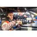 Mathias Randwiir ny pilot i V8 Thunder Cars