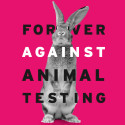Forever Against Animal Testing_Bunny
