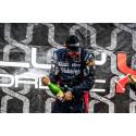 Favoriterna höll för trycket i RallyX Nordic-avslutningen