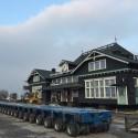 Ångfärjestationen i Helsingborg flyttas till nytt läge