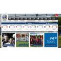 Notified stöttar damfotbollen och ingår samarbete med Elitfotboll dam (EFD)