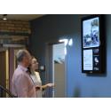Så kan ni förbättra er interna information med hjälp av digitala skärmar