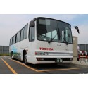 Toshiba to Start Field Testing Medium-sized EV Bus with Wirelessly Rechargeable SCiB™ Lithium-ion Battery