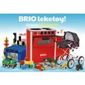 BRIO-kampanje! / LEGO-salget fortsetter! / Kjøp nå – betal i juni!