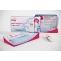 "sebamed-kampanj med ""Tampons for free"""
