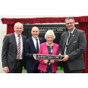 Graham Taylor OBE train makes its maiden voyage