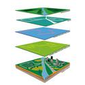 Geomatikk anlitas för dokumentation av Skanovas rikstäckande ledningsnät