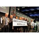 Sex kommuner tävlar om titeln  Årets nyföretagarkommun