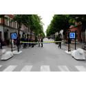 Pressmeddelande: Sommargågatan Swedenborgsgatan invigd