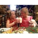 Glädjeyra bland 150 cancerdrabbade barn