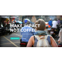 Time for students to make impact, not coffee