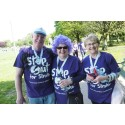 Step Out in Staffordshire to support stroke survivors