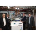 Eine Lösung für die Energiewende! – Weltweit erste Power-to-Gas-Anlage in einer Wohnanlage in Augsburg in Betrieb genommen